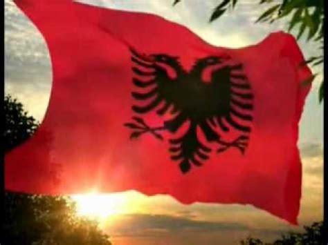 inno albanese testo himni i flamurit inno della bandiera