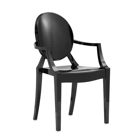 Ghost Armchair by Ghost Chair