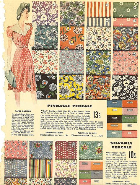 fabric pattern glossary fabric series fabric terms colette blog
