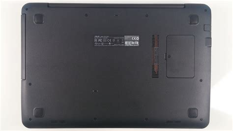 Asus Laptop Take Out Battery inside asus x554l disassembly photos and upgrade options