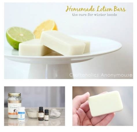 Handmade Lotion Bars - diy lotion bars that help skin how to