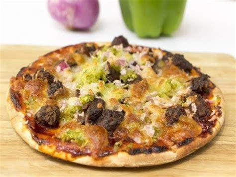 Cabai Gunung Pasti Pedas chilli chicken pizza continental recipes pizza recipes