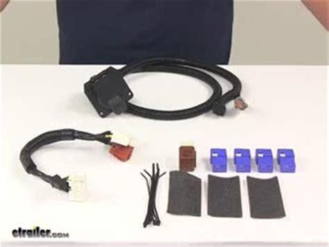 2013 nissan pathfinder custom fit vehicle wiring tekonsha