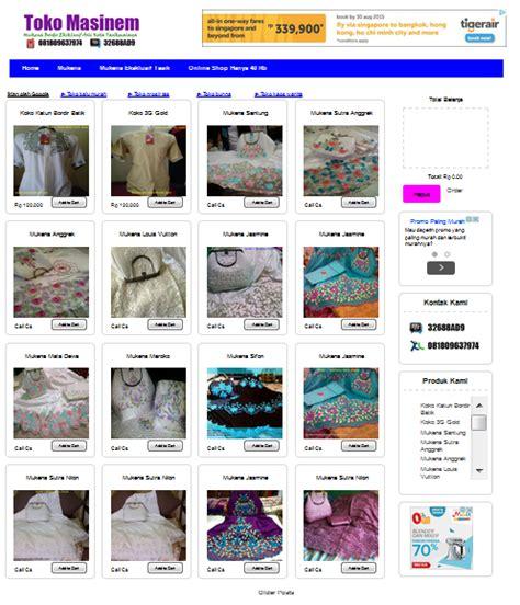 template blog toko online rupiah template toko online blogspot dengan shopping cart rupiah