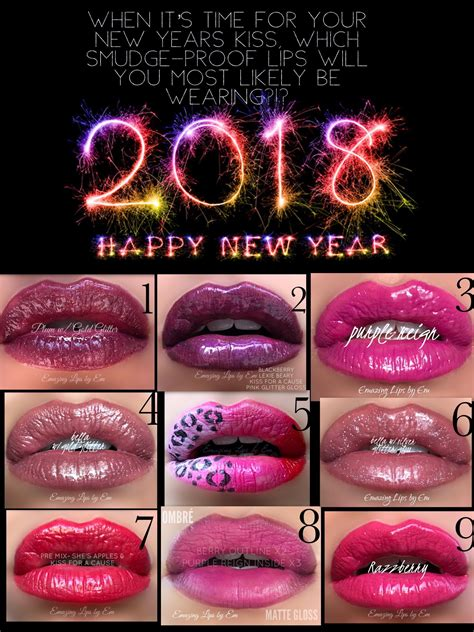 new year 2018 color new years new year s makeup looks new years