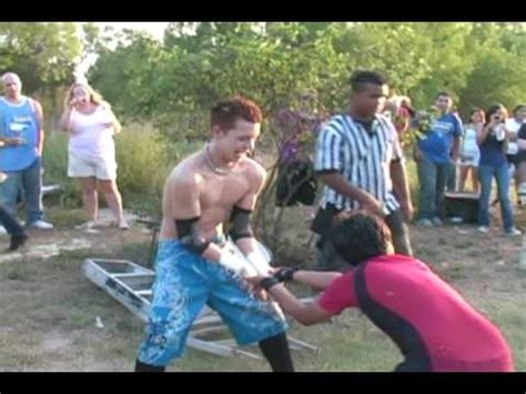 esw backyard wrestling esw backyard wrestling august 14th 2010 recap youtube
