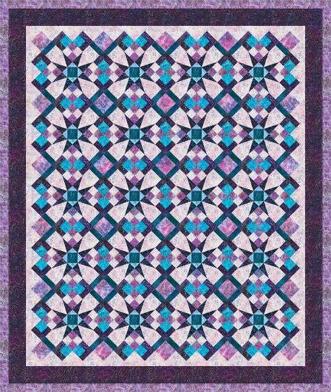 magic quilt pattern celestial magic designer pattern robert kaufman fabric