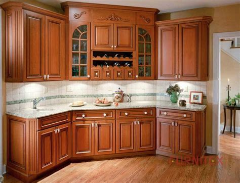 Cherry Wood Kitchen Cabinets Photos by China American Wooden Kitchen Cabinet Grant Cherry 01