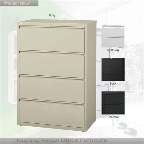 used 4 drawer lateral file cabinet used storage 4 drawer lateral file cabinet used on black