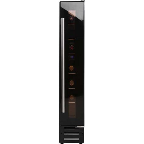 small wine fridge built in newworld 150blkwc unbranded built in wine cooler fits 7