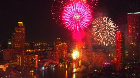 new year 2016 bangkok program new year 2016 view from room picture of millennium