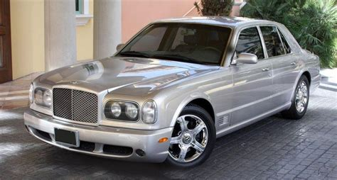 bentley coupe 4 door 2004 bentley arnage t 4 door sedan 177677
