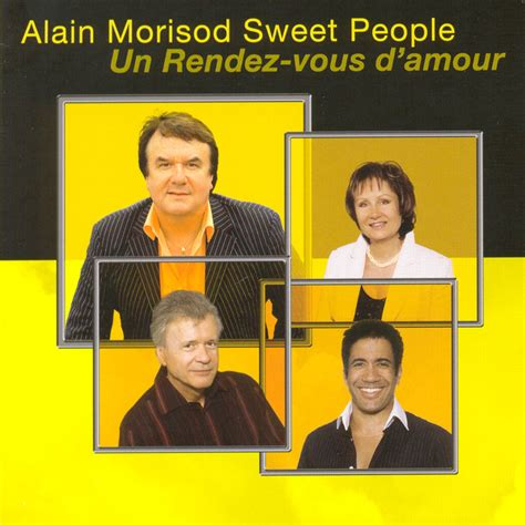 Sweetpeople Co couleur melancolie a song by sweet alain morisod