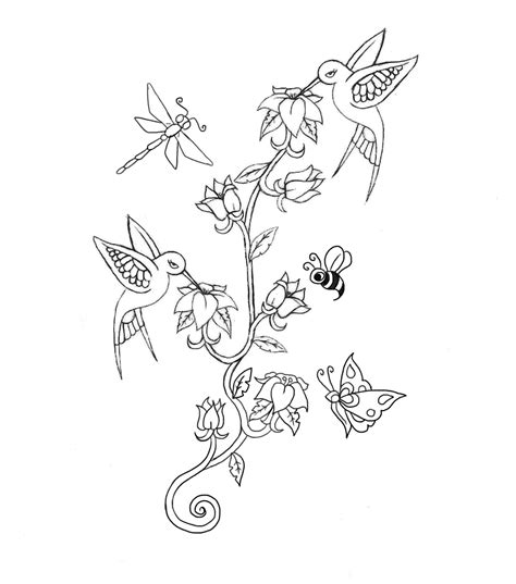 flower tattoo outline tattoos pictures 30 attractive flower outlines