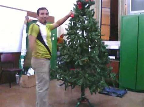 como se adorna un arbol de navidad wmv youtube