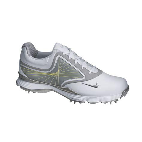 us golf shoes nike lunar links golf shoes white metallic cool