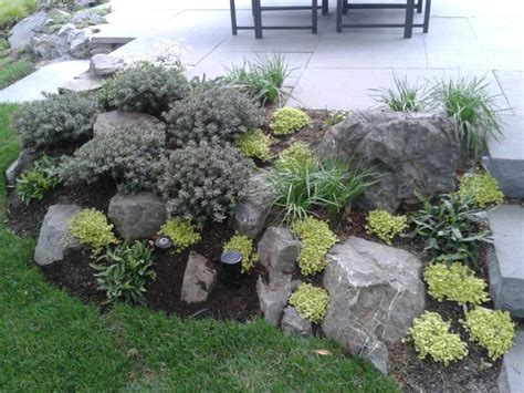 Small Rock Garden Pin By Angela Shaddy On For The Home Pinterest