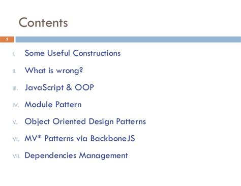 what is pattern in javascript modern javascript applications design patterns