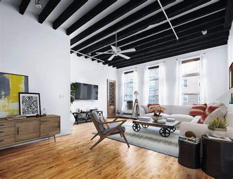 loft ceiling travel back to 1904 for the new year s in