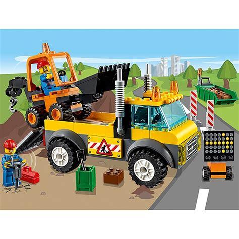 Lego 10683 Juniorsroad Work Truck lego 174 juniors road work truck 10683 target australia
