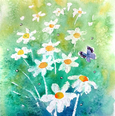 march  spring watercolor class  penny hauffe