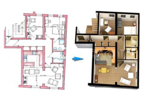 convert floorplan to 3d convert your 2d floor plan into rendered 3d floor plan by