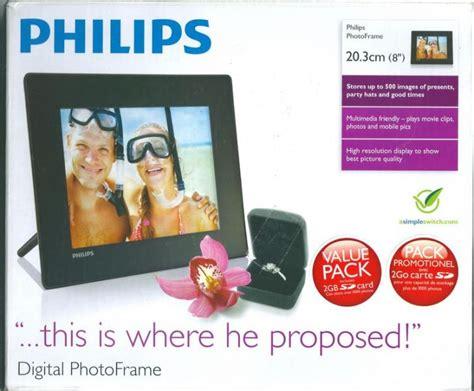 prezzo cornice digitale cornice digitale philips prezzi 28 images cornice