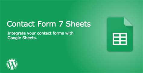google themes jojo contact form 7 google excel sheets extension wp plugin