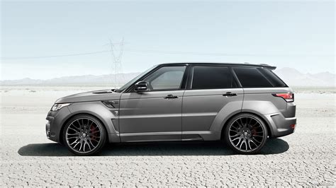 2015 range rover wallpaper 2015 hamann range rover sport side hd wallpaper 3