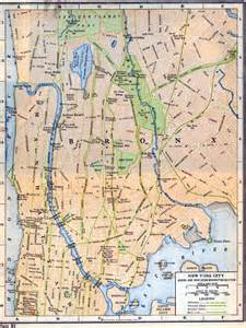 Map Of New York Bronx by New York Maps Perry Casta 241 Eda Map Collection Ut