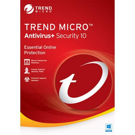 trend micro antivirus 1pc cheap software