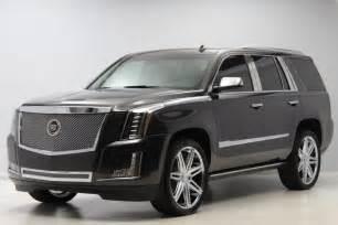 Cadillac Escalade Suv Concierge Allur Exotics