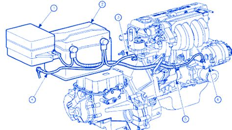 saturn sl 1999 engine electrical circuit wiring diagram
