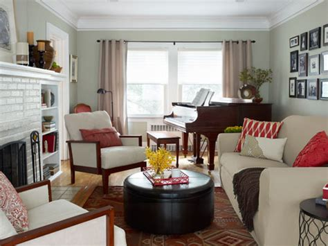 Living Room Makeover Ideas Sure Fit Slipcovers One Day Living Room Makeover With Sabrina Soto