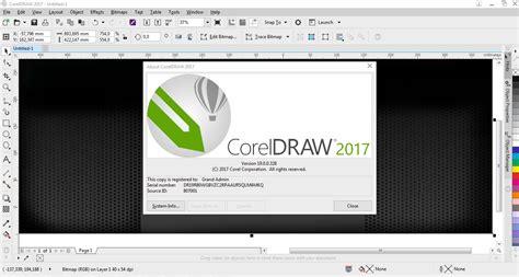 tutorial corel draw 2017 coreldraw graphics suite 2017 19 1 0 419 mega identi