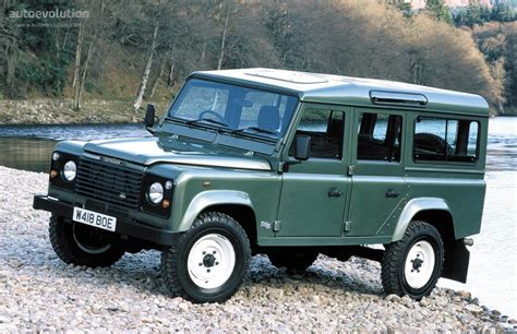 land rover defender 110 specs 1991 1992 1993 1994