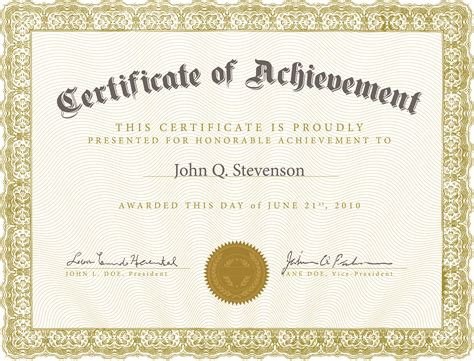 beautiful certificate templates pin printable internship certificate on