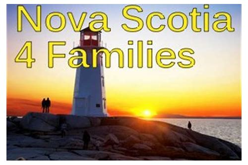last minute vacation deals nova scotia