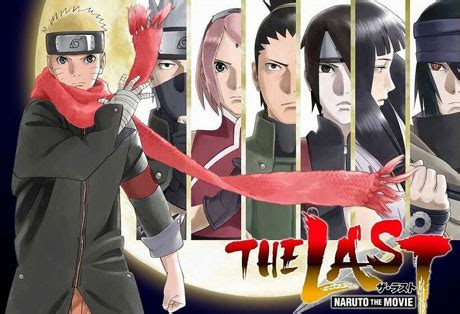 complete list  naruto movies  order