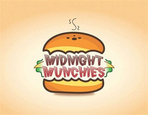food truck logo design inspiration logo design for midnight munchies overnight food truck