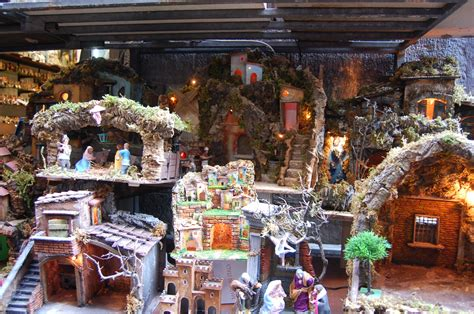 best christmas crib design il presepio cribs in naples an american in rome