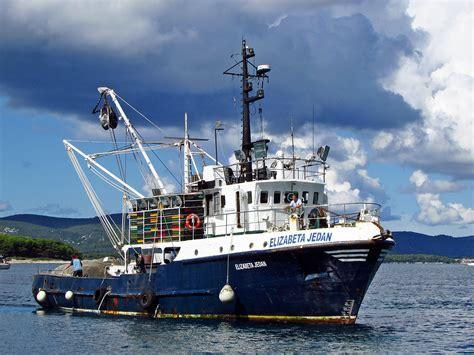 ELIZABETA JEDAN - 8927060 - FISHING VESSEL | Maritime ...