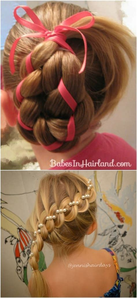 cute christmas hairstyles 12 diy hairstyles for all lengths diy crafts
