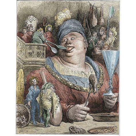 gargantua pantagruel artwork by gustave dor 233 from gargantua and pantagruel other artstack art online