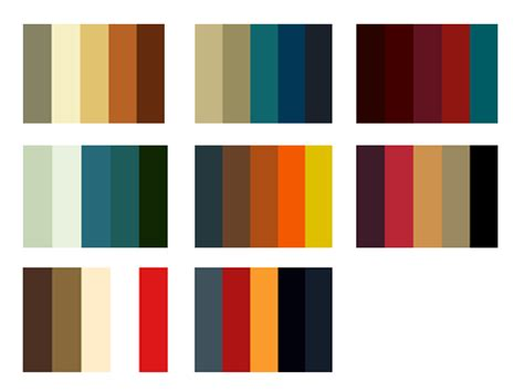 color pairings arch2501 architectural design studio november 2013