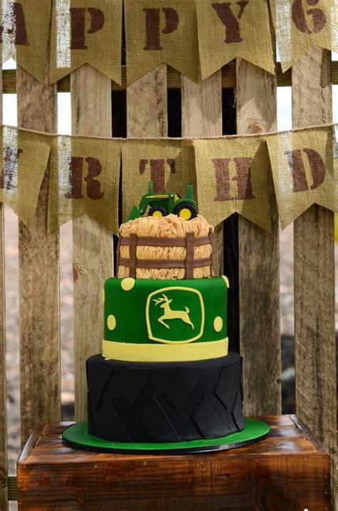 john deere themed birthday party kara s party ideas john deere farm themed birthday party