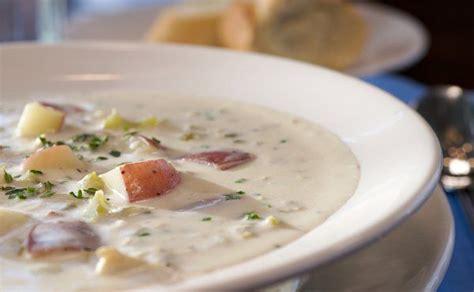 boston s best clam chowder soups salads pinterest
