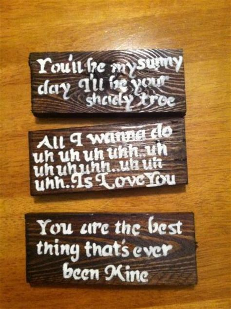 Wedding Quotes Lyrics by Favorite Quote Or Song Lyrics Weddingbee
