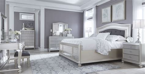 coralayne silver bedroom set from ashley b650 157 54 96 coralayne silver bedroom set from ashley b650 157 54 96