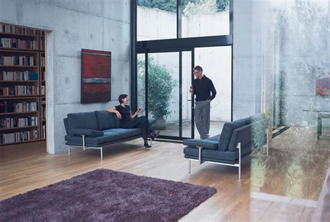 sofa werksverkauf living platform sofa by eoos for walter knoll